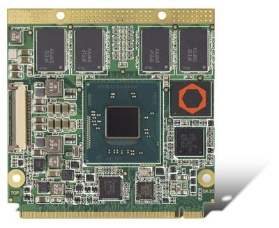 Módulo COM con Intel Atom