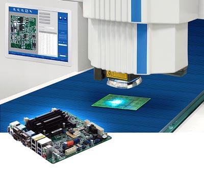 Placa madre industrial mini-ITX