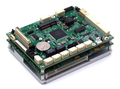 SBC con CPU configurable
