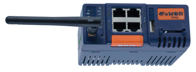 Routers industriales con LAN, WiFi y 3G