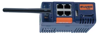 Routers industriales con LAN, WiFi y 3G