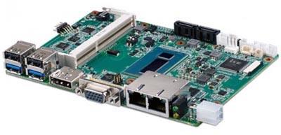 SBC con cores Intel de cuarta generación