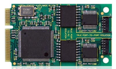 Tarjetas Mini PCI Express