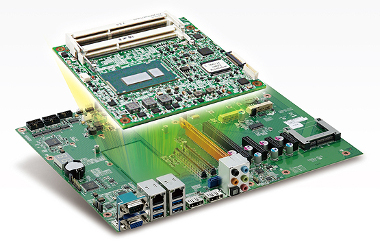 Módulo COM Express T6 para IoT