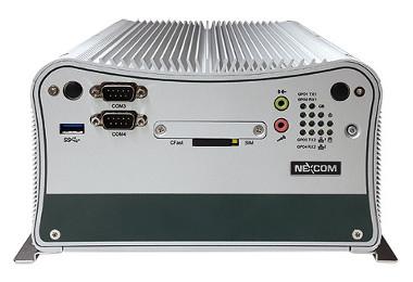 Box PC sin ventilador con Intel Atom E3845