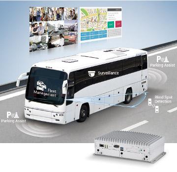 Ordenadores vehiculares con IoT