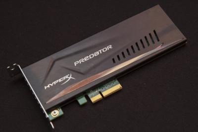 SSD PCIe de alto rendimiento