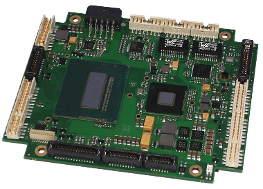 Placa PCIe con Quad core