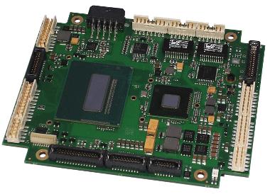 Placa PCIe con Quad core