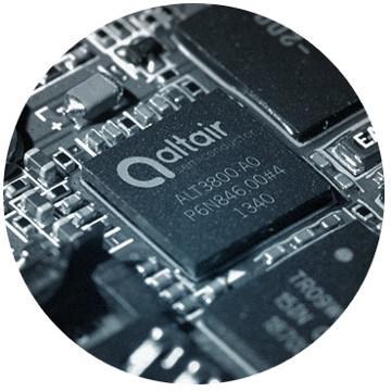 Chipsets para aplicaciones M2M