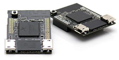 Mini placa para desarrolladores