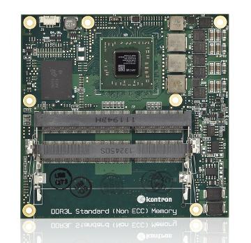 Módulo COMe con SoC AMD G-Series