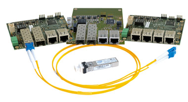 Switches Gigabit Ethernet rugerizados