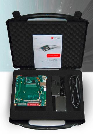 Starter kit para módulos COM