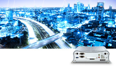 Ordenadores fanless para smart cities