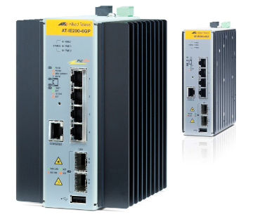 Switches industriales Ethernet