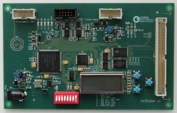 Placa demo para integración de sistemas