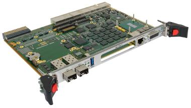 Tarjeta CompactPCI con 10 GbE