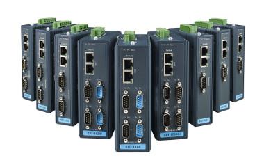 servidores con conexión a puerto serie