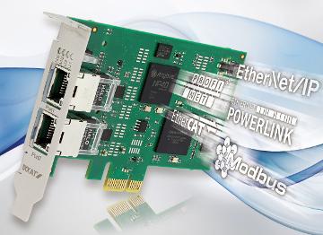 Tarjeta PCIe con soporte múlti protocolo