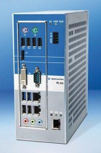 PC control cabinet con HMI-Link