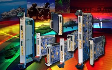 Tarjeta XMC para comunicaciones
