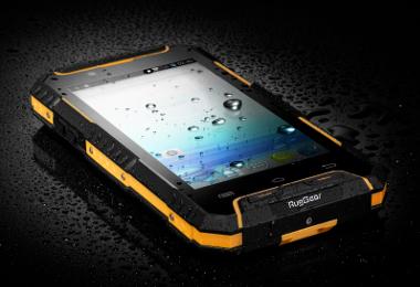 Smartphone inteligente rugerizado