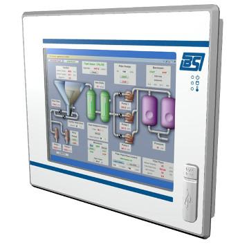 Panel PC industrial fanless