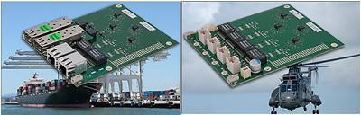 Placa de expansión con cuádruple Ethernet