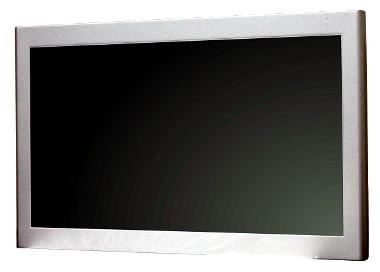 """panel PC táctil con chasis metálico de 24"""""""