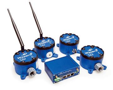 Plataforma de sensores inalámbricos