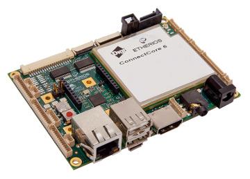 Webminar módulo procesador ConnectCore 6