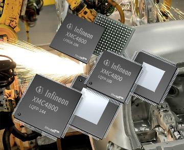 Microcontroladores con nodo EtherCAT