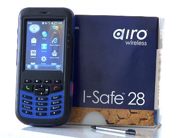 PDA industrial 4G con seguridad intrínseca
