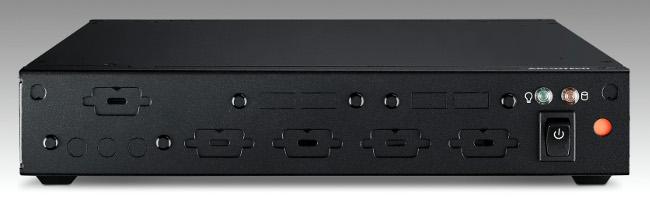chasis Mini-ITX de bajo perfil