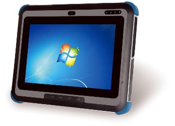 "Tablet de 10.1"" con Windows Embedded Standard 7"