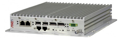Box PC con Real-Time Ethernet Fieldbuses