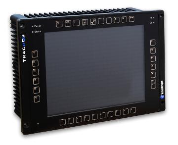 panel PC fanless con certificación EN50155