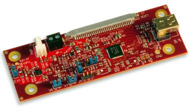 Placa conversora DisplayPort a LVDS