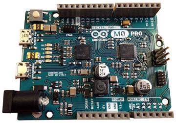 Placa de desarrollo Arduino M0 Pro