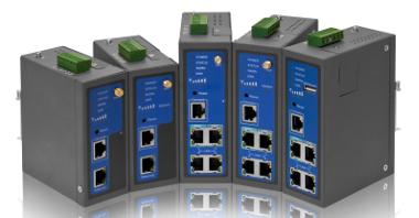 Routers industriales para comunicaciones 3G