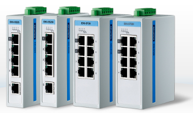 Switches gestionables SCADA