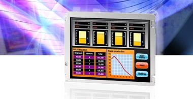 Pantallas TFT LCD con resolución SVGA