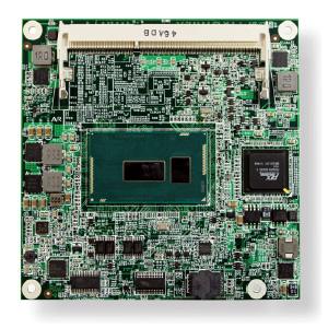 Módulo compacto con microprocesador de alto rendimiento