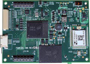 Tarjeta CPU ultra compacta