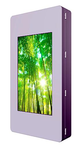 Monitor de gran tamaño para cartelería digital