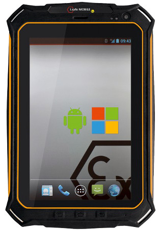 Tablets PC Android ATEX