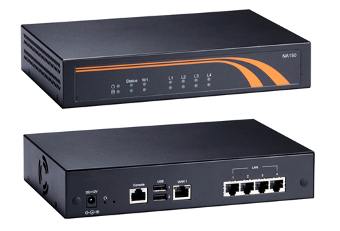 Appliance de red basado en RISC sin ventilador