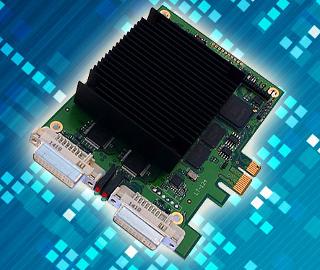 Placa PCIe para adquisición y compresión de vídeo