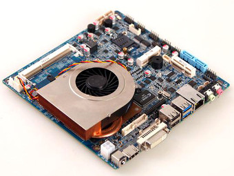 Placa base para mini PCs